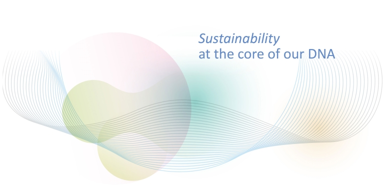 Sustainability Report <span>&#8216;18</span>